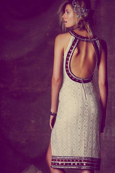 Kristal's LE Holiday Dress, £400