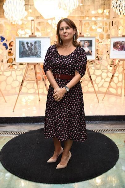 Vogue: Voice of a Century book presentation - September 24 2016