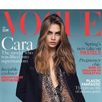 Vogue Cover, January 2014