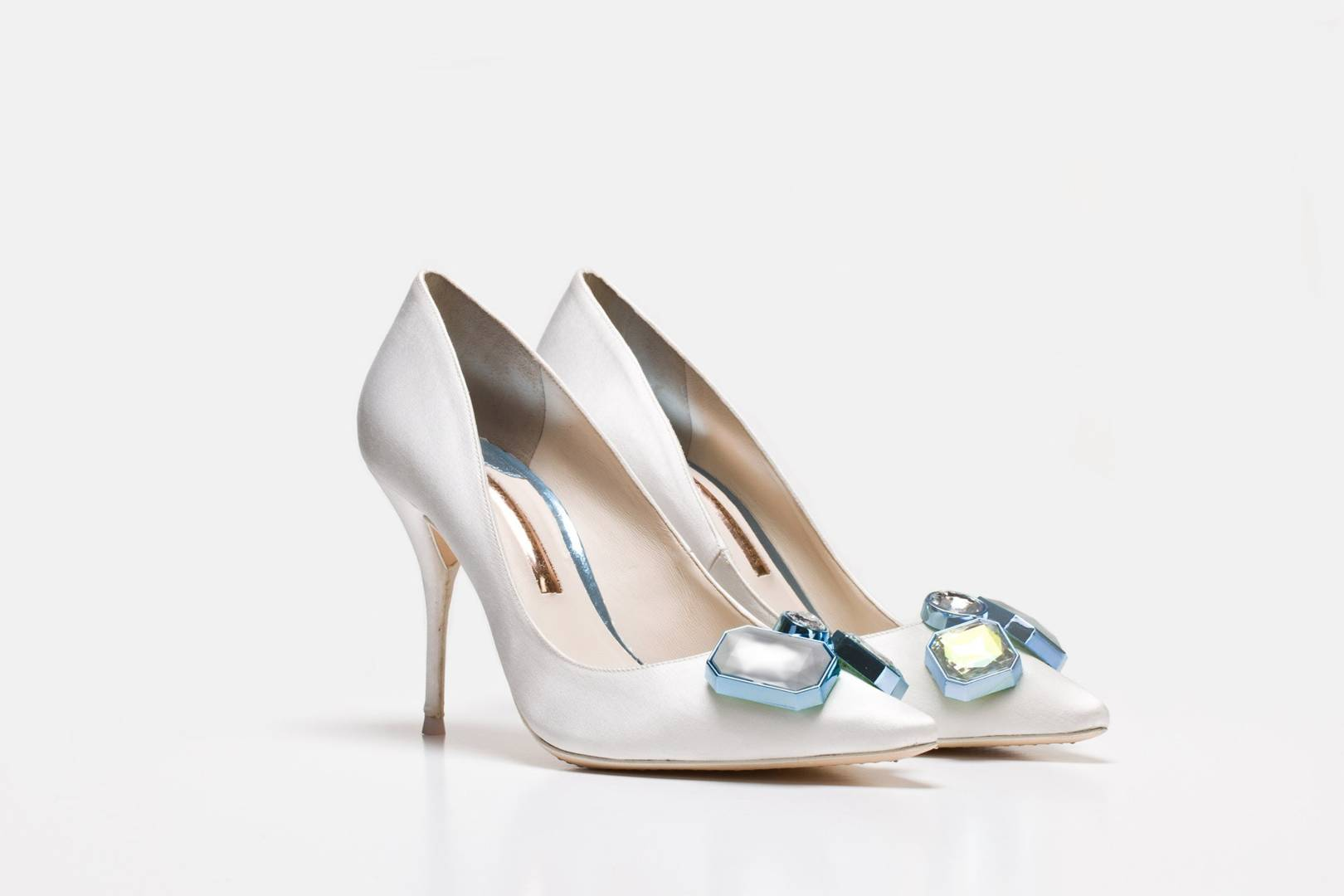 0fb7408d0276 Sophia Webster launches bridal collection of shoes
