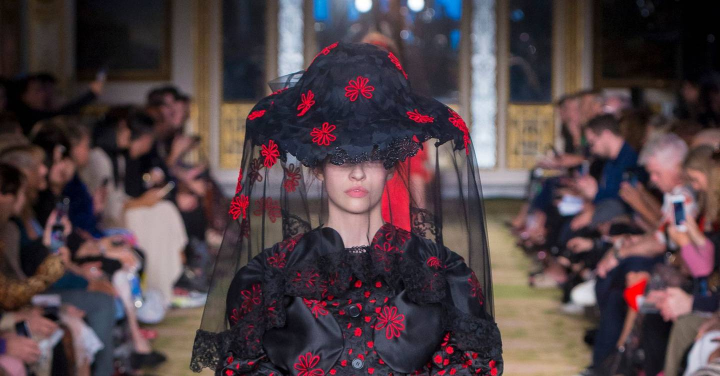 247328074 Simone Rocha Spring Summer 2019 Ready-To-Wear show report