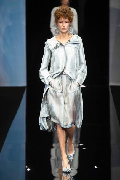 Giorgio Armani Spring Summer 2019 Ready-To-Wear show report ... d26eff1686