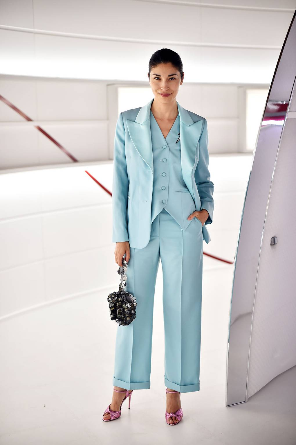 Celebrity Style Trend: Suiting   British Vogue