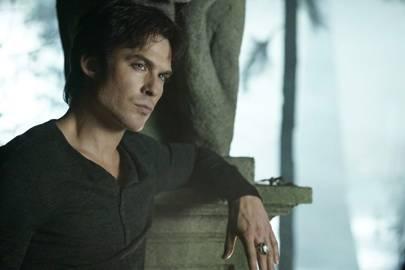 Damon Salvatore, Vampire Diaries