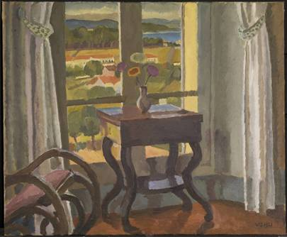 Virginia Woolf at Tate St Ives