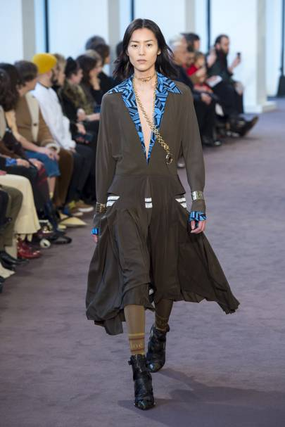 32f50a7541a45 Chloé Autumn Winter 2018 Ready-To-Wear show report