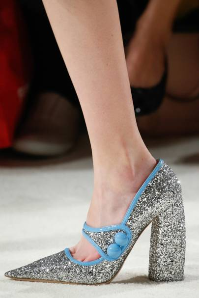 Miu Miu's Dorothy Shoes