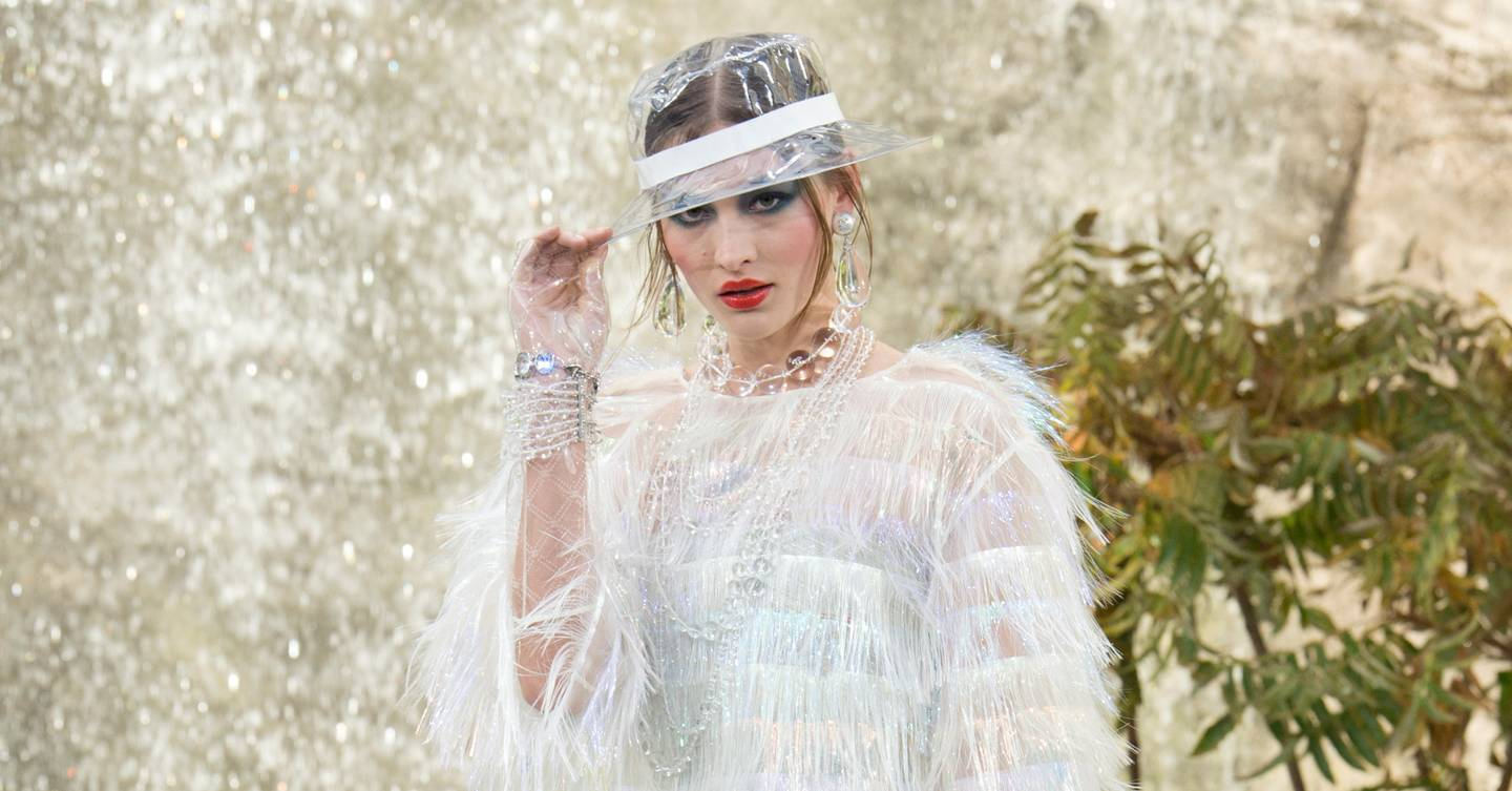 60067e2c9 Chanel Spring Summer 2018 Ready-To-Wear show report