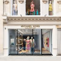 37420b93 A First Look At Michael Kors's Charming New London Store