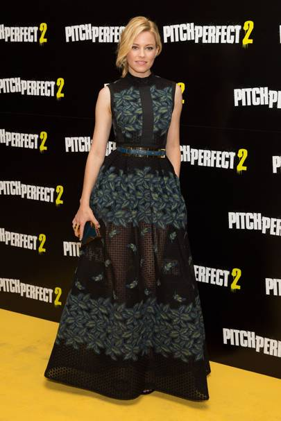 Pitch Perfect 2 premiere, London - April 30 2015