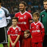 Football Match For Children In Aid Of Unicef, London – 2015