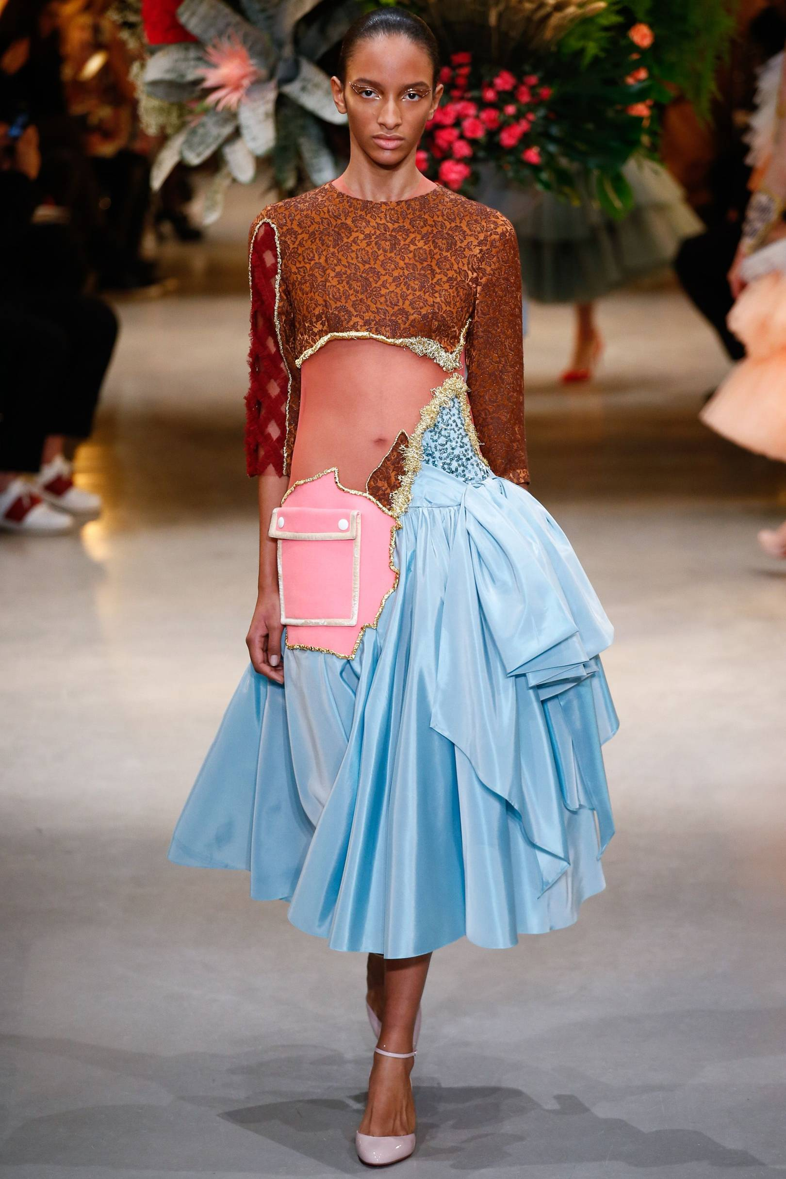 Couture Week Catwalk - bags