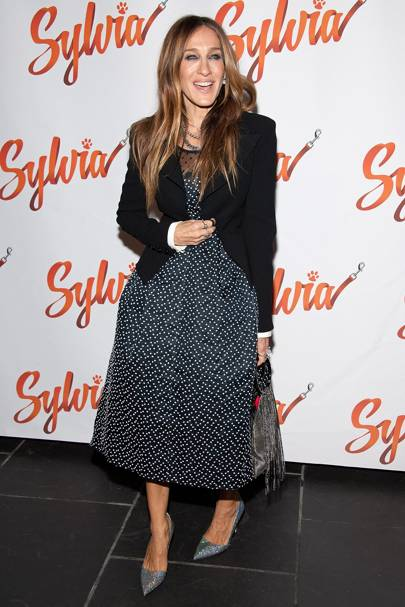 Sylvia opening night, New York - October 27 2015