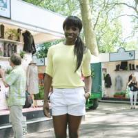 Lorraine Pascale, model and cook