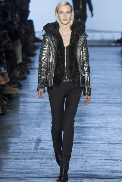 Diesel Black Gold Autumn/Winter 2014 Ready-To-Wear collection