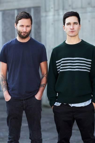 Proenza Schouler, designers Jack McCollough and Lazaro Hernandez