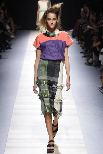 Clothing By Baking It In An Oven By Issey Miyake: Issey Miyake Spring/Summer 2016 Ready-To-Wear Show Report