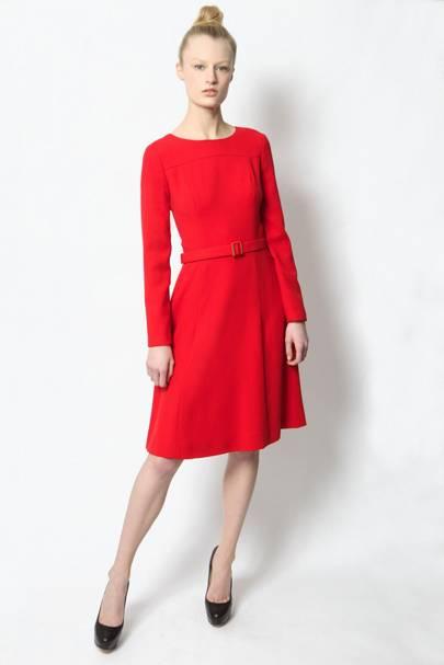 Pansy dress, £440