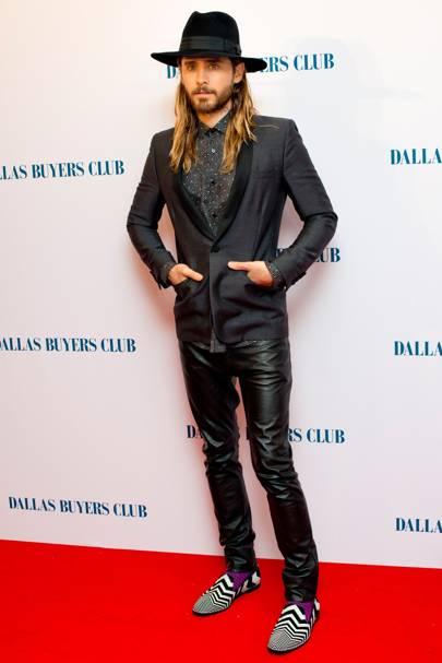 Dallas Buyers Club premiere, London – January 29 2014