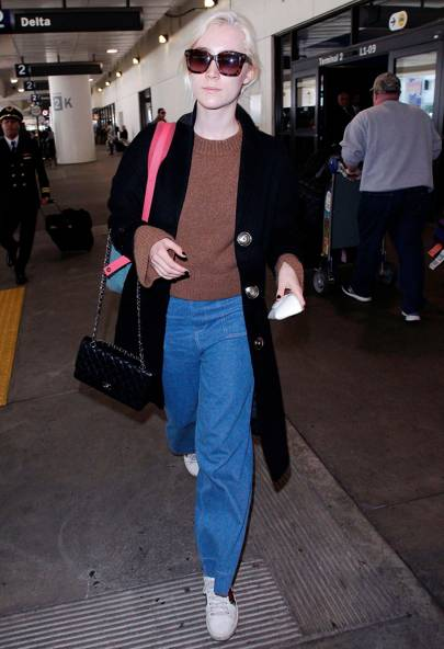 LAX International Airport, Los Angeles – January 11 2018