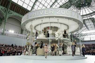 Chanel ready-to-wear, autumn/winter 2009