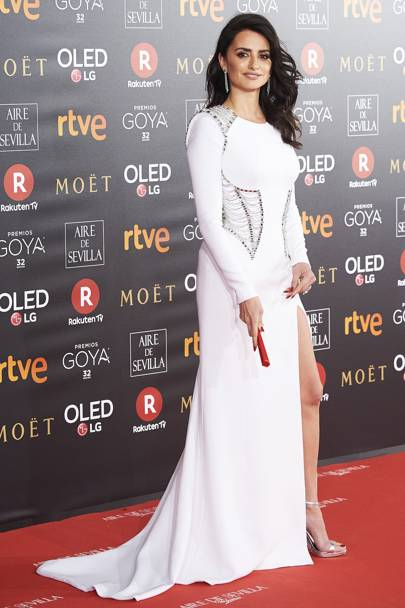 32nd Goya Awards, Madrid – February 3 2018