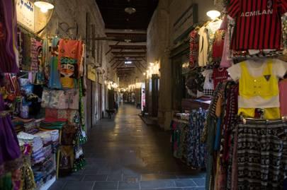 The Local Treasure Trove: Souq Waqif