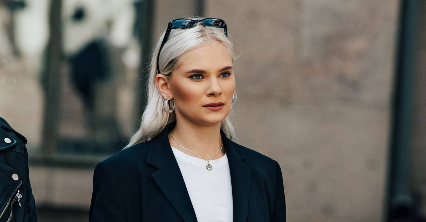 The Best Street Style From Helsinki Fashion Week