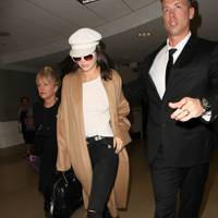 LAX International Airport, Los Angeles - March 13 2017