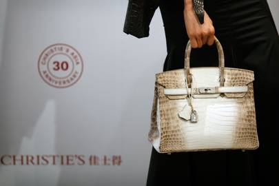 This Hermès Birkin Bag Sold For Double The Asking Price At Auction, Proving They Are As Collectable As Ever