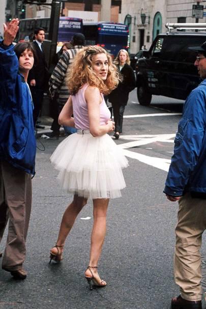 5. A Ballerina Skirt