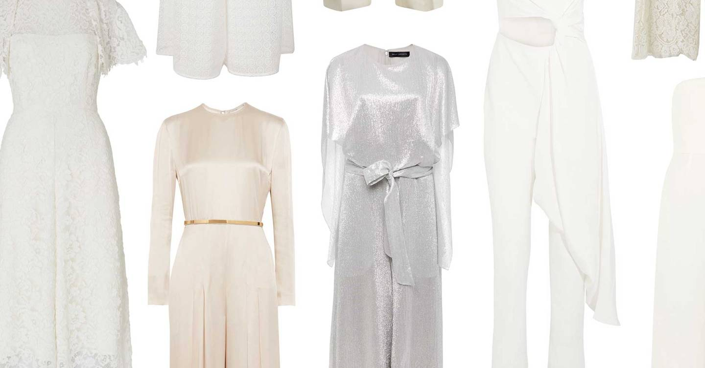 Best Wedding Jumpsuits