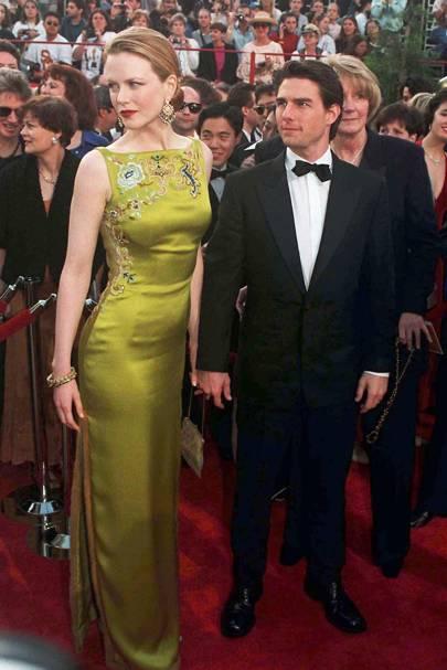 Nicole Kidman in Dior Couture