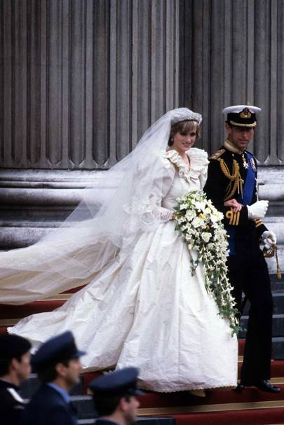 Everything You Ever Wanted To Know About: The White Wedding Dress