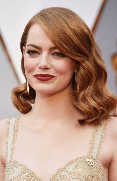 red carpet hair styles oscars 2017 hair and makeup on the carpet vogue 3252 | 405