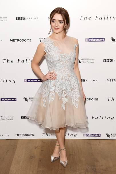 The Falling screening, London - April 20 2015