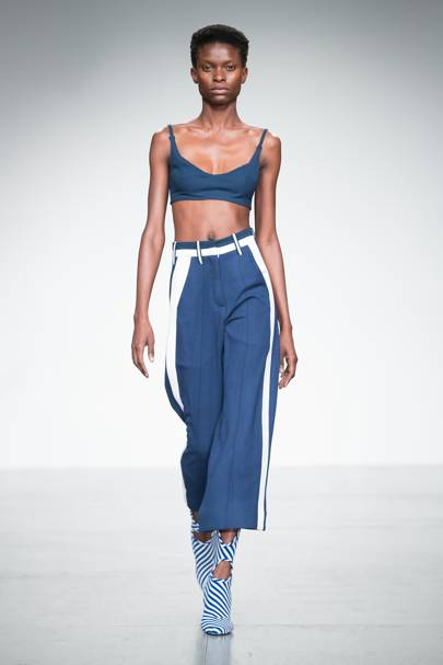 78c70b534aa41 Richard Malone Spring Summer 2018 Ready-To-Wear show report ...