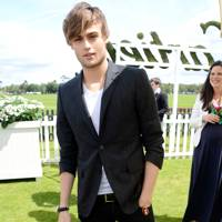 34. Actor Douglas Booth