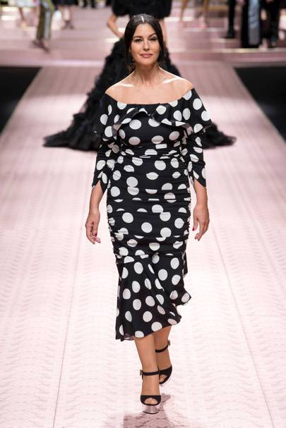 aad6f3da Dolce & Gabbana Spring/Summer 2019 Ready-To-Wear show report ...