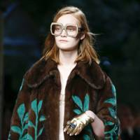The shopping addiction: Gucci