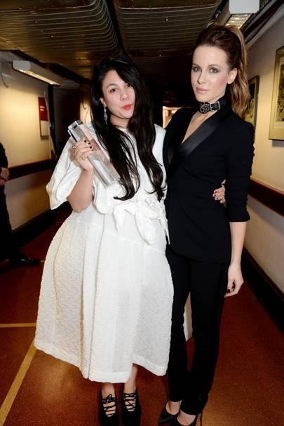 British Womenswear Designer