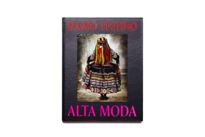 'Alta Moda' By Mario Testino