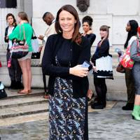 Caroline Rush, British Fashion Council CEO