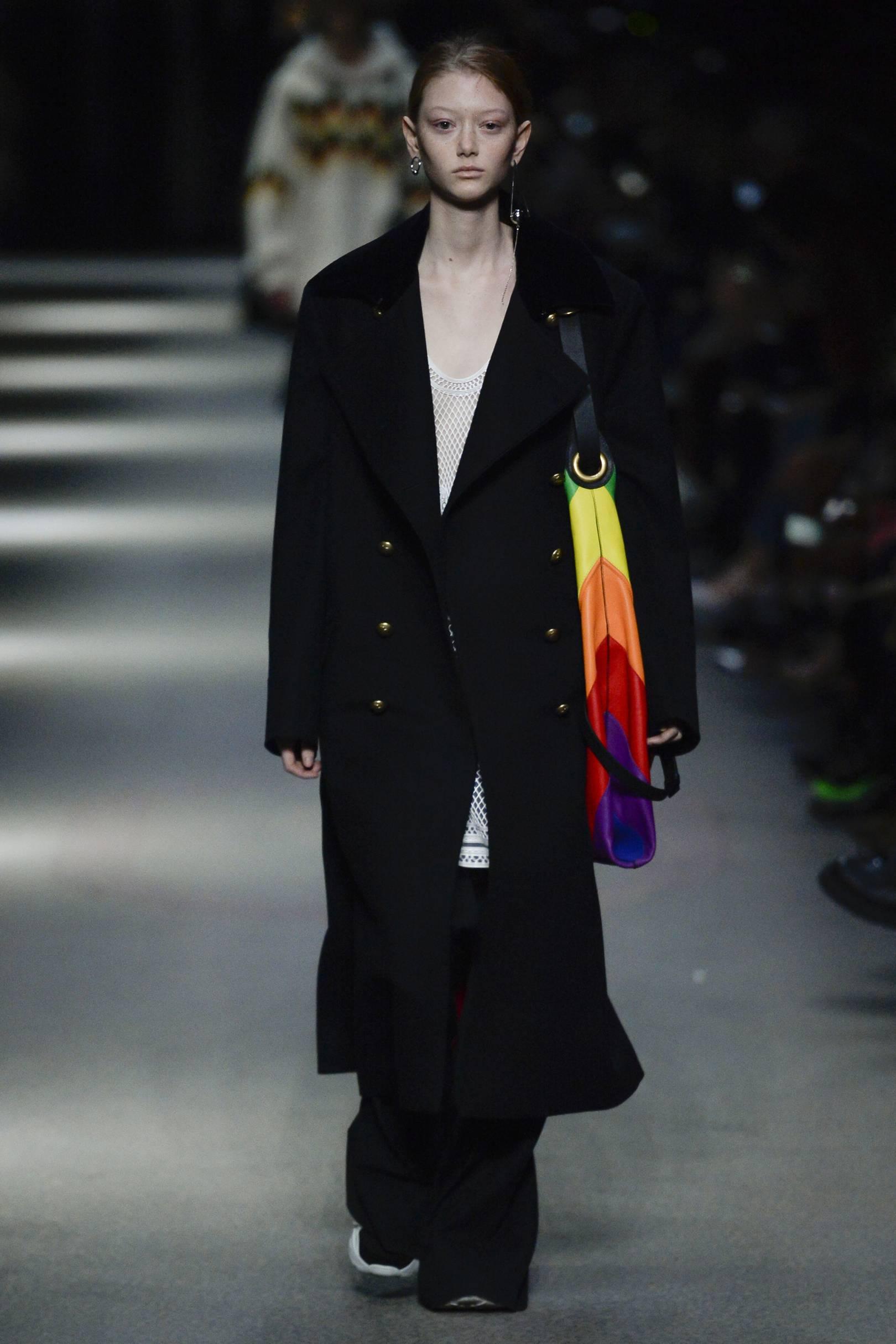 Armani fashion house refused to use furs 03/22/2016 76