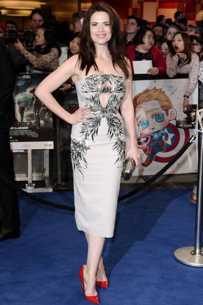 Captain America: The Winter Soldier premiere, London - March 20 2014