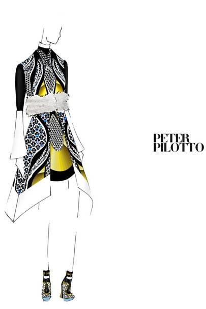 LFW: Peter Pilotto