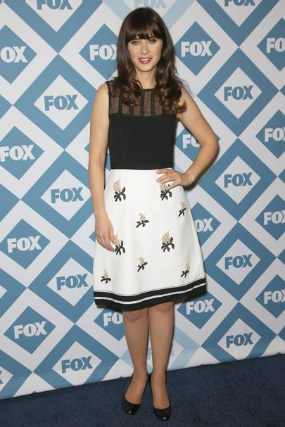 Fox All-Star Party, LA - January 13 2014