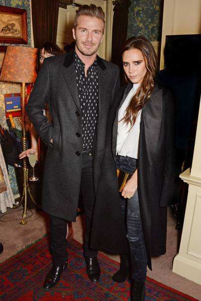 Another Man Magazine party, Marks Club, London - September 20 2014