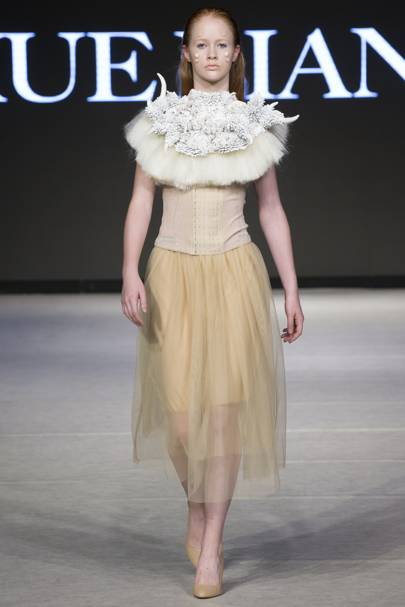 Xue Liang Design Spring Summer 2018 Ready-To-Wear show report ... 66f62412d6bef