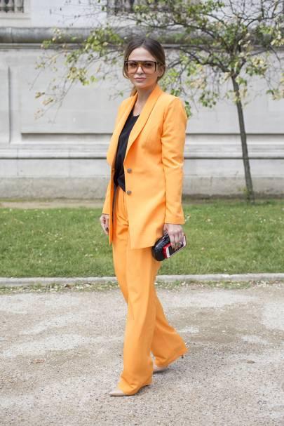 Yana Fisti, stylist